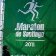Domingo 3 de Abril, Maraton de Santiago 2011. Evento deportivo masivo con la participación de mas de 28 mil corredores.